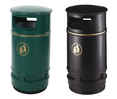 c c benelux poubelle d 39 ext rieur copperfield 90l. Black Bedroom Furniture Sets. Home Design Ideas